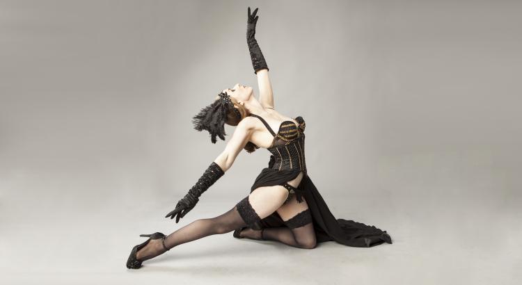 miss burlesque ireland arlene caffrey